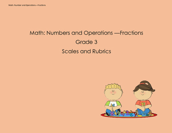 Scales and Rubrics for 3rd Grade Fraction Standards