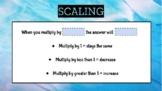 Scaling Digital Lesson