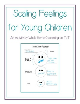 Scaling Feelings for Young Children