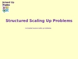 Scaling Up Problems