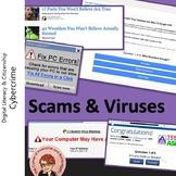 Scams & Viruses Hyperdoc