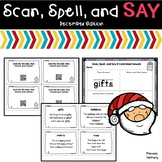 Scan, Spell, and Say December