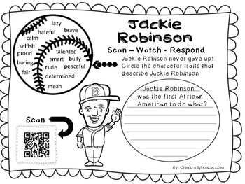 Scan-Watch-Respond Jackie Robinson