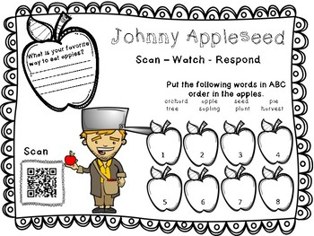 Scan - Watch - Respond Johnny Appleseed