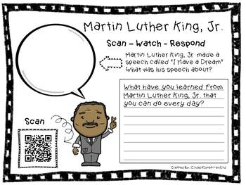 Scan - Watch - Respond MLK Jr.