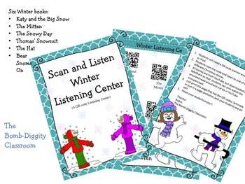 Scan and Listen Winter Listening Center