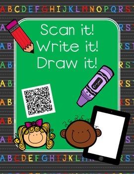Scan it, Write it, Draw it!