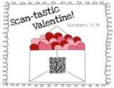 Scan-tastic QR Codes Numbers 11-19