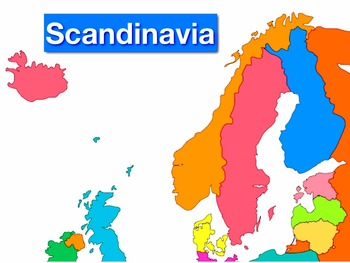 Scandinavia Song and Test mp4 from Kathy Troxel - Geography Songs