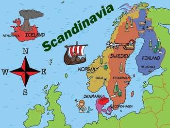 Scandinavia Group Stations Activity