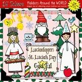Scandinavia: Holidays Around the World Clip Art