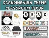 Scandinavian Modern Classroom Decor Set