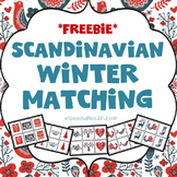 Scandinavian Winter Matching Game