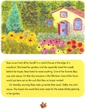 Scanned Copy of Published Children's Picture Book  The Blu