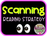 Scanning: A Reading Strategy