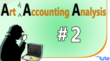 Scanning Financial Statements | Accountancy