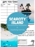Scarcity Island - An economics activity in visualizing scarcity!