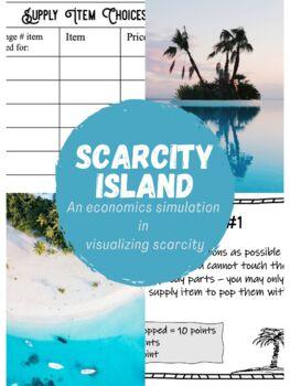 Scarcity Island - An economics activity in visualizing scarcity!