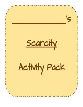 Scarcity Learning Pack