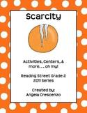 Scarcity Reading Street Grade 2 2011 & 2013 Series