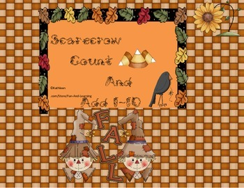 Scarcrow Count and Add
