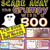 Scare Away The Grumpy With A BOO: Flip Book For Coping
