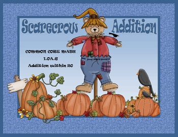 Scarecrow Addition 10-20