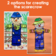 Scarecrow Adventure Writing Craft and Project