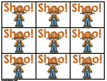 Scarecrow Alphabet Phonics Game