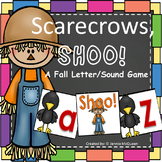Scarecrow Alphabet Phonics Game