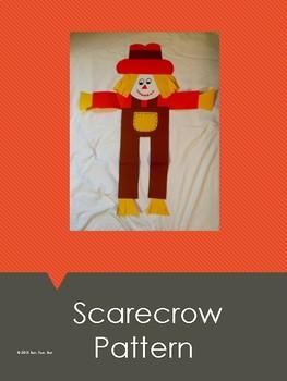 Scarecrow Art Pattern
