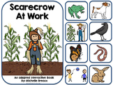 Scarecrow At Work- Adapted Interactive Fall Book {Autism, Early Childhood}