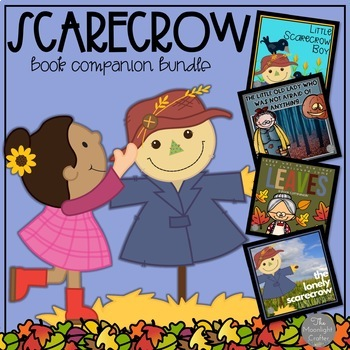 Scarecrow Book Companion Bundle for Fall