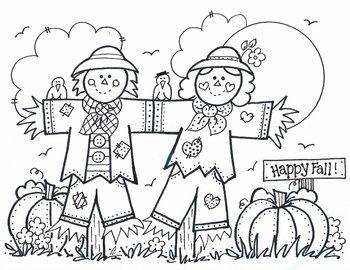 Scarecrow Buddies