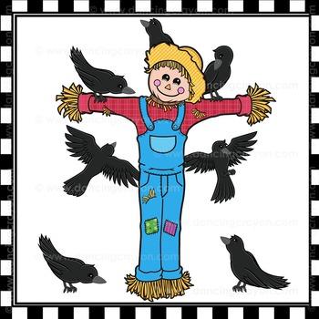 Scarecrow Clip Art