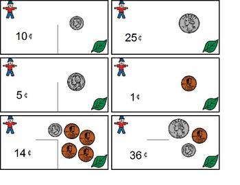 Scarecrow Coins