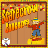 Positional Words - Scarecrow Concepts