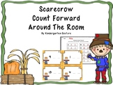 Scarecrow Count Forward Around The Room
