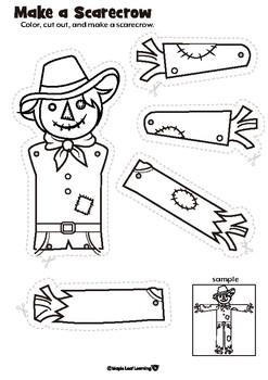 Sensational Scarecrow Craft Interior Design Ideas Inesswwsoteloinfo
