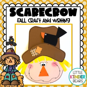 Scarecrow Craft & Class Book: Fall Crafts: November Crafts