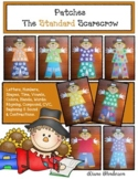 Scarecrow Craft & Scarecrow Activities Patches the Standar