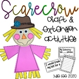 Scarecrow Craft and Extension Activities