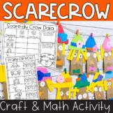 Scarecrow Craft and Math Activity