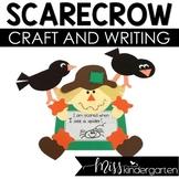 Fall Craft Scarecrow Craft