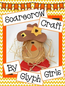 Scarecrow Craft with Writing Options