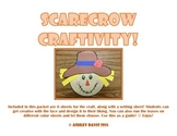 Scarecrow Craftivity!