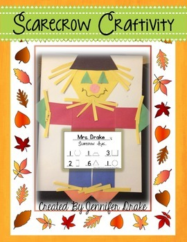 Scarecrow Craftivity