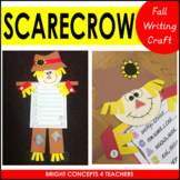 Scarecrow Craft and Writing Activities