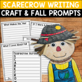 Scarecrow Fall Craft and Writing