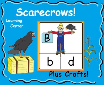 Scarecrow Crafts and Literacy Center